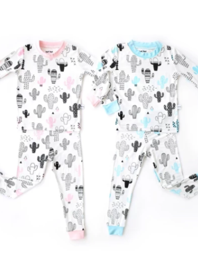 Little Sleepies Cactus Two-Piece PJ Set