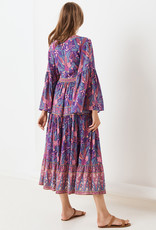 Spell and the Gypsy Collective Bianca Gown  Wisteria