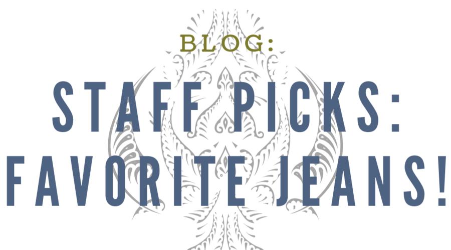 Staff Picks: Favorite Fall Denim