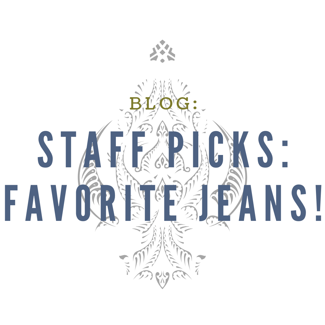 Staff Picks: Favorite Fall Denim