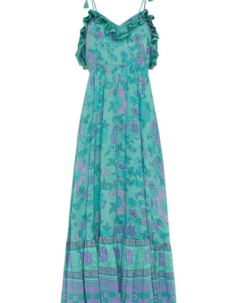 Spell and the Gypsy Collective Buttercup Sundress Ocean