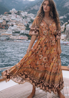 Spell and the Gypsy Collective Buttercup Gown Sunrise