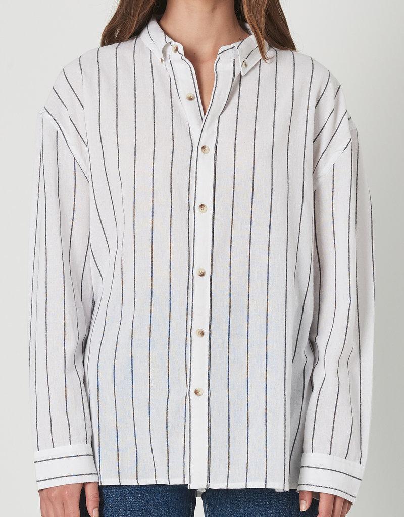 Rollas Slouch Stripe Shirt
