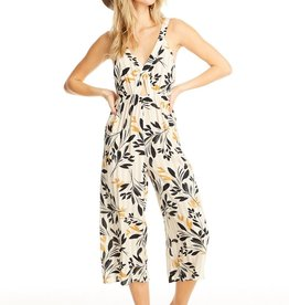 Saltwater Luxe Big Sur Jumpsuit Fall Petals