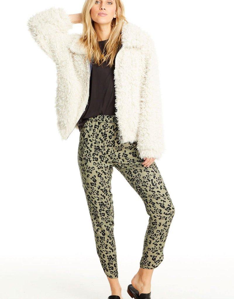 Saltwater Luxe Horizon Faux Fur Jacket