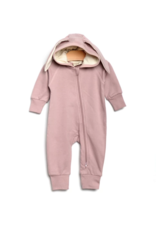 City Mouse Bunny Hooded Romper