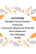 Oct. 20: Fall Festival *FREE event!*