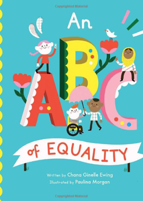 Hachette Books ABC of Equality