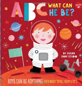 Hachette Books ABC for Me: What Can He Be?