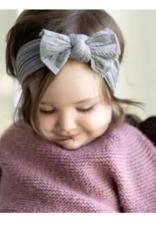 BRITTS. BOWS Honey Dot Nylon Knot Baby Headband