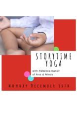 Dec 16th: Storytime Yoga