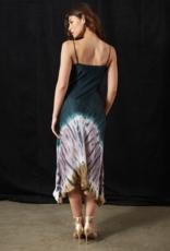 YFB  Clothing Ciara Dress Emerald