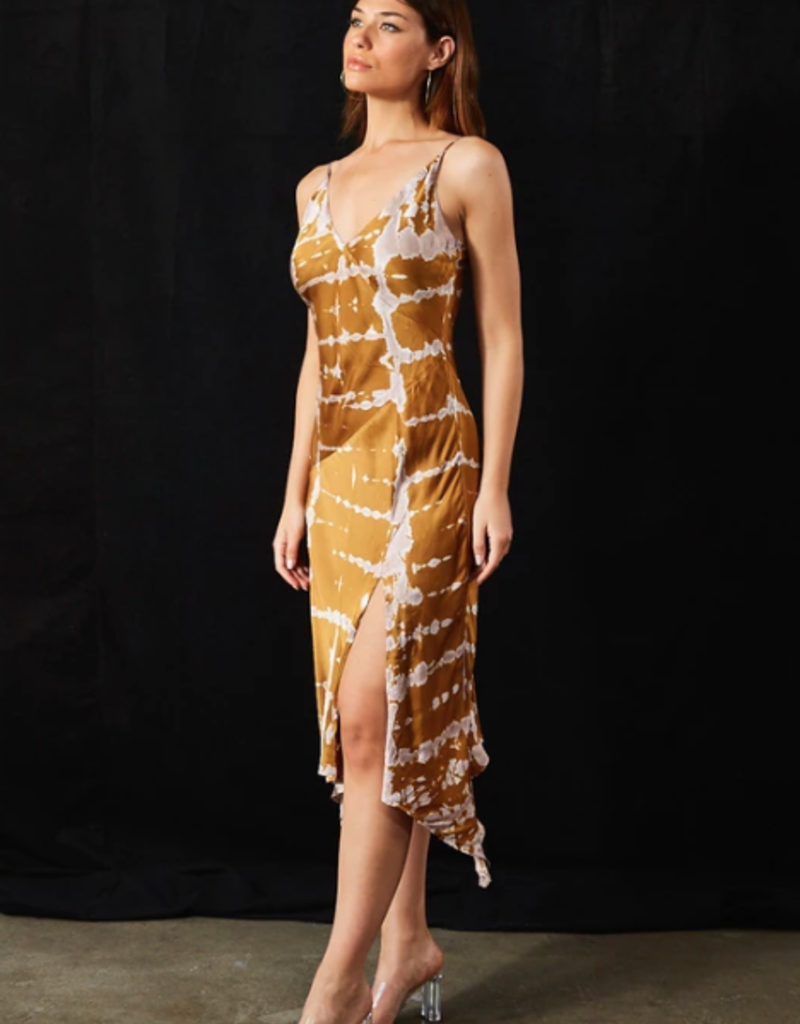 YFB  Clothing Ciara Dress Ladder Wash