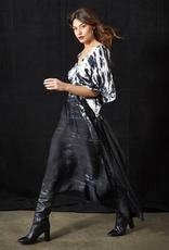 YFB  Clothing Starla Dress Black Drift Wash