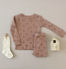 Rylee + Cru Fox Pajama Set