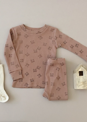 Rylee + Cru Fox Pajama Set