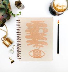 Native Bear Eye Dream Planner