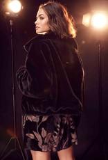 Sage the Label Eclipse Jacket Black