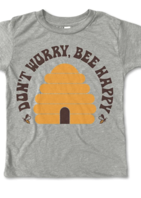 Rivet Apparel Co. Bee Happy Tee