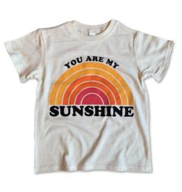 Rivet Apparel Co. You Are My Sunshine Tee- Mom