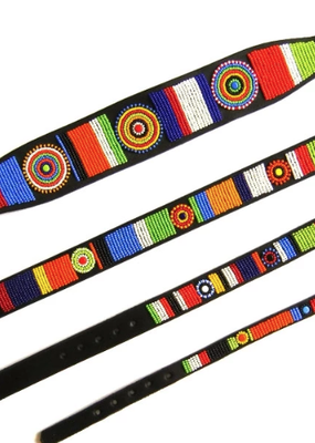 The Kenyan Collection Circle of Life Collars