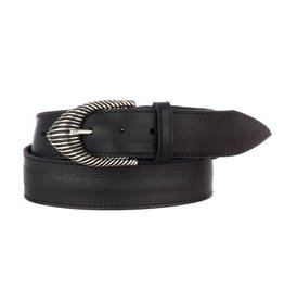 Brave Leather Ltd. Black Sasquatch Belt