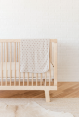 Quincy Mae Ribbed Organic Baby Blanket