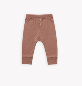 Quincy Mae Pointelle Lounge Pants.clay