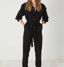 Rollas Horizon Boiler Suit - Black