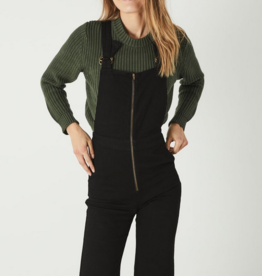 Rollas Eastcoast Flare Overall - Galaxy Black
