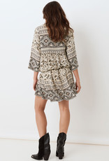 Spell and the Gypsy Collective Journey Tunic Dress - Ash