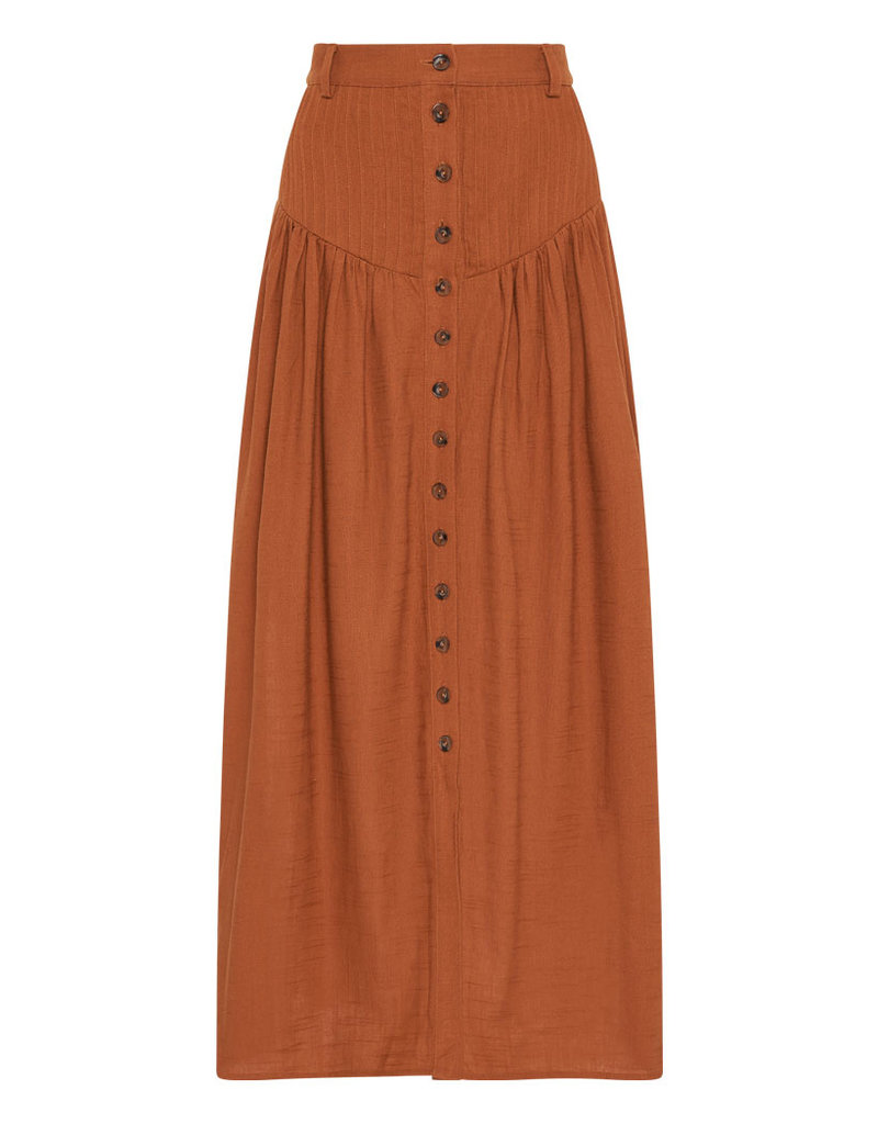 Spell and the Gypsy Collective Rani Maxi Skirt - Copper