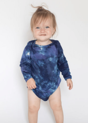 Little Moon Society Gray Bodysuit - Lagoon