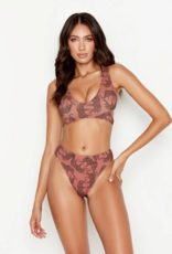 Dippin' Daisy's Journey Top - Leopard