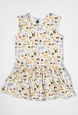 Bird & Bean Safari Tank Dress