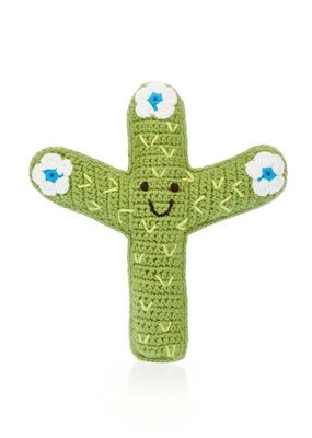 Pebble Friendly Cactus Buddy Deep Green