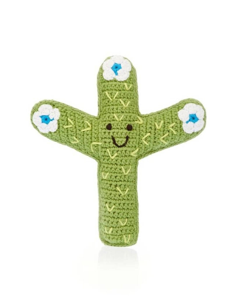 Pebble Friendly Cactus Buddy Deep Green