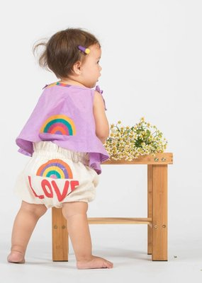 Akshu and Ing Natural White Rainbow Bloomer