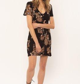 Amuse Society Ali Mini Woven Dress