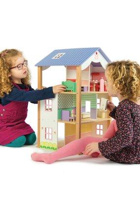 Tender Leaf Toys Bluebird Villa