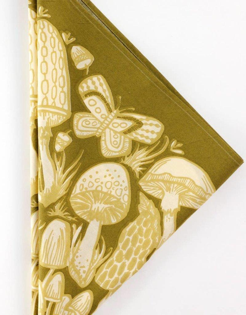 Hemlock Goods Mushrooms Bandana