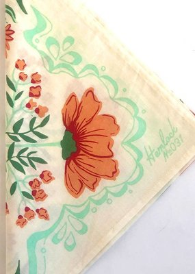 Hemlock Goods Flora Bandana