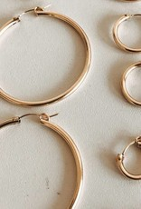 Millhouse Collection The Ostrich Hoops