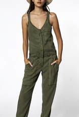 Young, Fabulous & Broke Clothing Trixie Jumpsuit - Pine