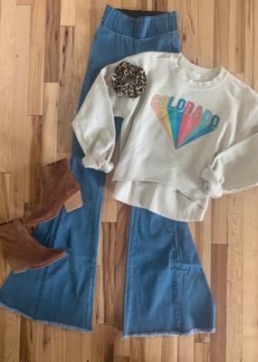 Midnight Rambler Colorado sweatshirt
