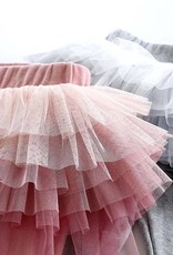 Tutu Joli Pink Cotton Leggings/Tutu Skirt