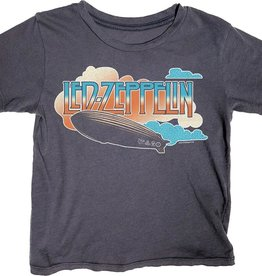 Rowdy Sprout Led Zepplin SS black tee