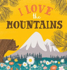 Lucy Darling I Love the Mountains