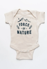 Keep Nature Wild Force of Nature Onesie