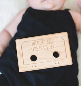 Clover and Birch Mix Tape Teether